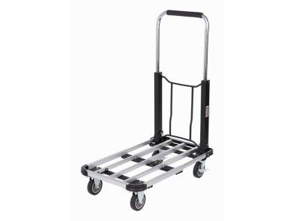 Plošinový vozík Kreator KRT670103 skladací 150 kg