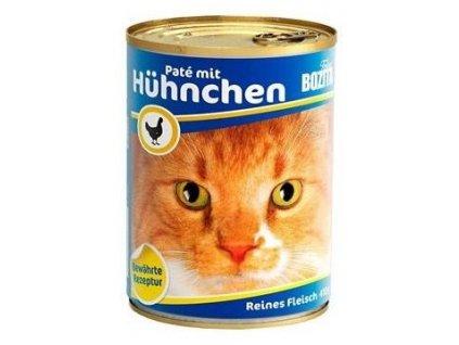 BOZITA Cat konzerva kuře 410g