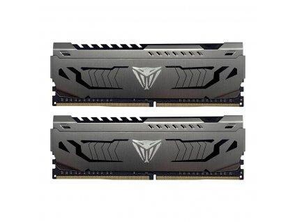 PATRIOT Viper 4 Steel Series 16GB DDR4 4400 MHz / DIMM / CL19 / Heat shield / KIT 2x 8GB