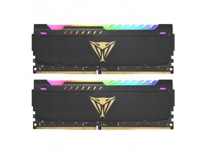 PATRIOT Viper Steel RGB 32GB DDR4 3600MHz / DIMM / CL20 / 1,35V / KIT 2x 16GB
