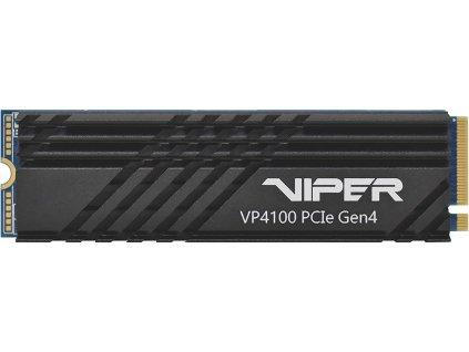 PATRIOT Viper Gaming VP4100 2TB SSD M.2 PCIe Gen4 x 4 NVMe 1.3 / 2280