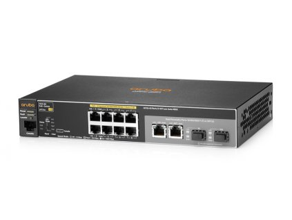 Hewlett Packard 2530-8G-PoE+ Switch