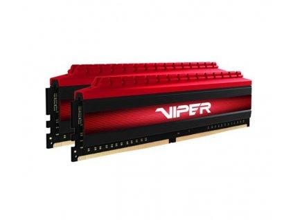 PATRIOT Viper 4 8GB DDR4 3000MHz / DIMM / CL16 / 1,35V / KIT 2x 4GB