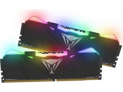 Patriot 32GB DDR4-3600MHz RGB Patriot CL18, kit 2x16GB