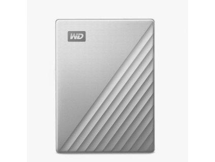 WESTERN DIGITAL My Passport ULTRA 5TB Silver for MAC USB-C
