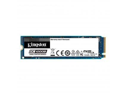 KINGSTON Data Center DC1000B 240GB SSD / M.2 PCIe NVMe Gen3 x4 / 3D TLC