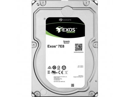 "Seagate Exos 7E8 HDD, 4TB, 3.5"", SATAIII, 256MB cache, 7.200RPM"