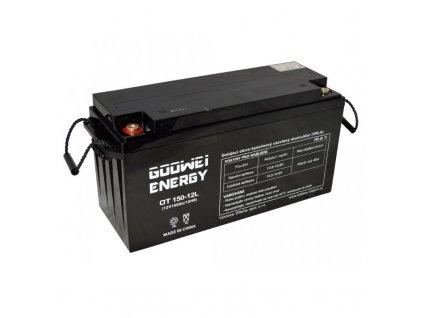 GOOWEI ENERGY Pb akumulátor VRLA GEL 12V/150Ah (OTL150-12)