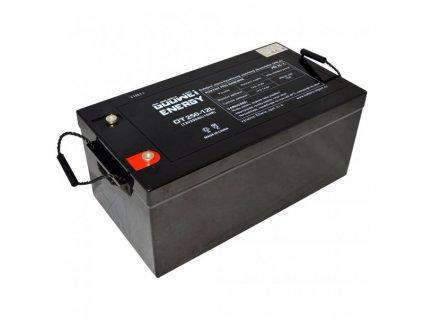 GOOWEI ENERGY Pb akumulátor VRLA GEL 12V/250Ah (OTL250-12)