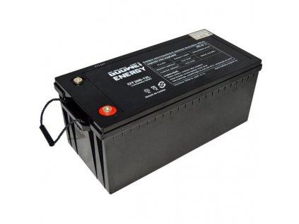 GOOWEI ENERGY Pb akumulátor VRLA GEL 12V/200Ah (OTL200-12)