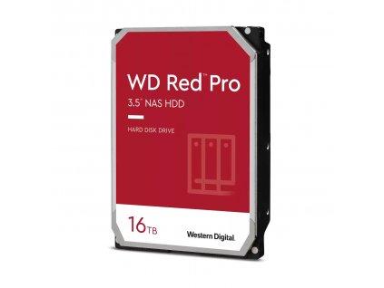 WESTERN DIGITAL RED Pro NAS WD161KFGX 16TB SATAIII/600 512MB cache, 255 MB/s