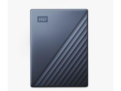 """WESTERN DIGITAL My Passport Ultra 5TB HDD / 2,5"""" / USB Type-C / Modro-čierna"""