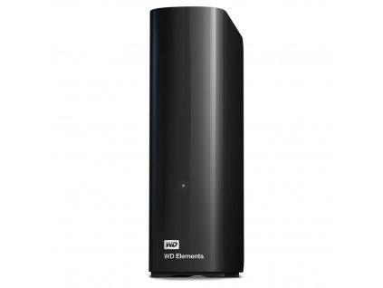 "Western Digital Elements Desktop 12TB Ext. 3.5"" USB3.0, Black"
