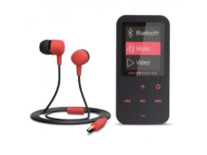 Energy Sistem MP4 Touch Bluetooth Coral 8GB