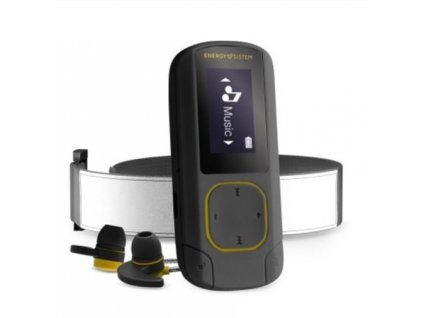 Energy Sistem MP3 Clip Bluetooth Sport Amber 16GB
