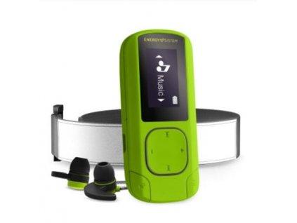 Energy Sistem MP3 Clip Bluetooth Sport Greenstone 16GB