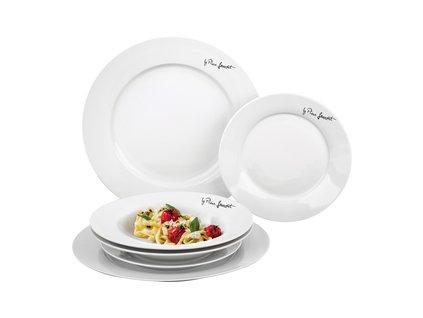 LAMART LT9001 taniere okrúhle 6ks DINE
