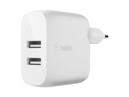 BELKIN Dual USB-A, 12W X2