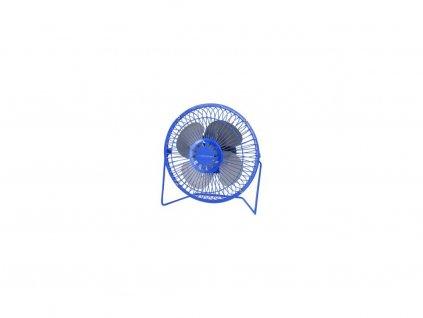 Esperanza EA149B YUGO ventilátor, USB, modrý