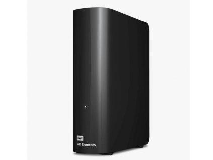 """WESTERN DIGITAL Elements Desktop 14TB HDD 3,5"""" / USB 3.0"""