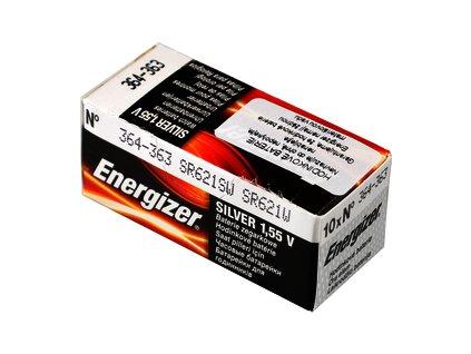 ENERGIZER BAT 364/ 363/ SR621 4x5pack