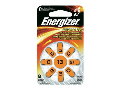 ENERGIZER BAT AUDIOPROTETIKA 13 SP-8