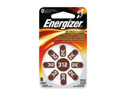 ENERGIZER BAT AUDIOPROTETIKA 312 SP-8