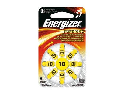 ENERGIZER BAT AUDIOPROTETIKA 10 SP-8