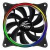 EVOLVEO Ptero FR1, Rainbow, PWM, 6pin, 5V RGB ventilátor 120mm