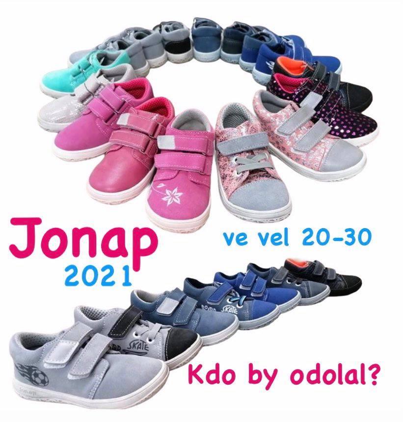 Jonap jaro 2021