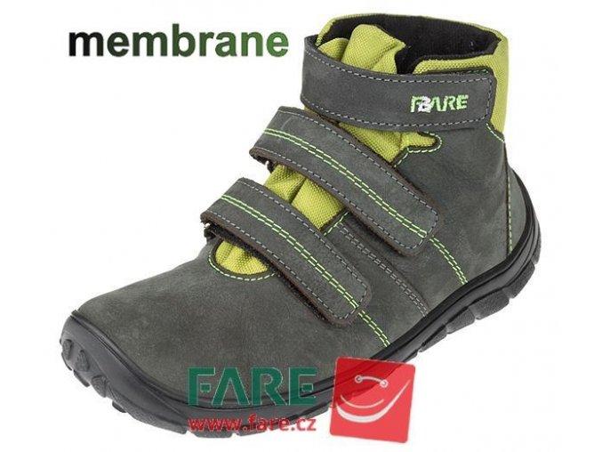 FARE BARE celoroční barefoot boty B5526261