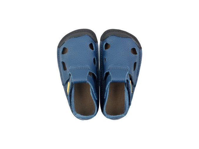 sandale barefoot 24 32 eu nido navy 14559 2