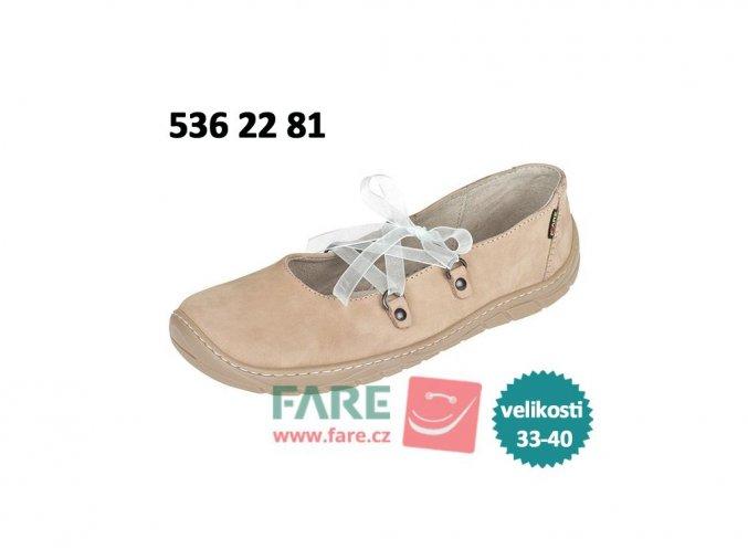 FARE BARE barefoot střevíce 5362281