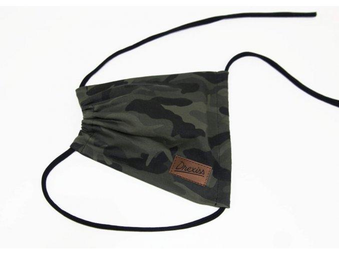 1585743994 drexiss dvouvrstva designova rouska ustenka s kapsou na filtr army 1600 1600 0