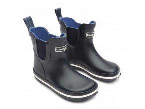 short classic rubber boot (1)