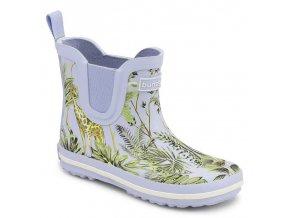 short classic rubber boot (2)