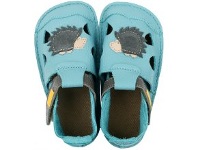 sandale barefoot din piele nido henry 18149 4
