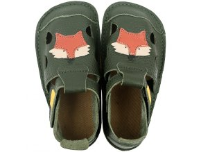 sandale barefoot din piele nido felix 18174 4