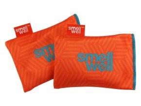 SmellWell Geometric Orange