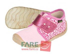 FARE BARE DĚTSKÉ TENISKY 5011452