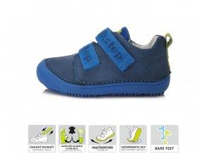 Celoroční DDstep - 063-761 modré