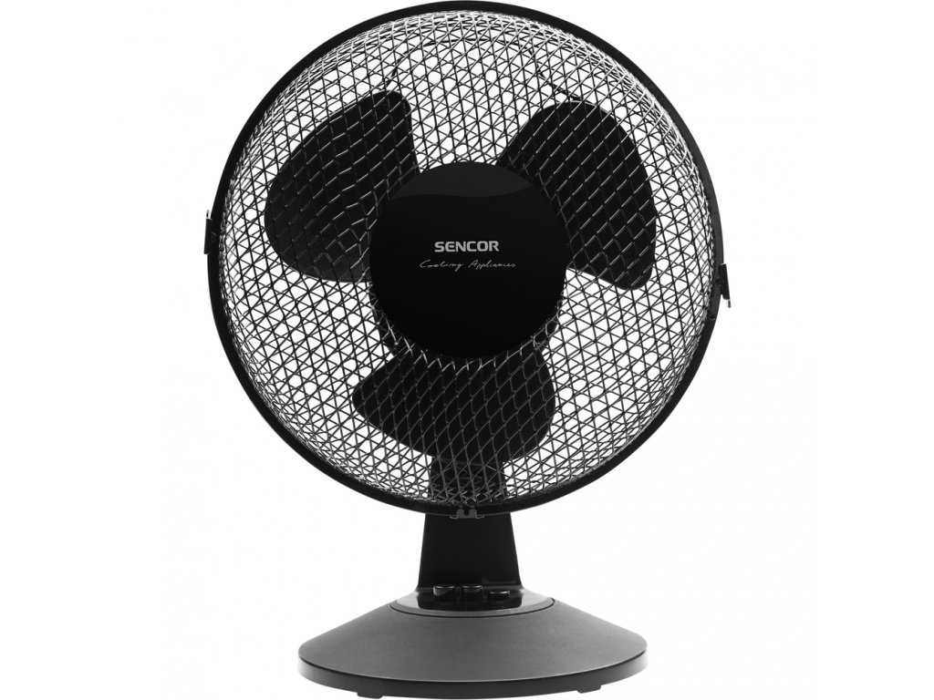 SFE 2311BK stolní ventilátor SENCOR