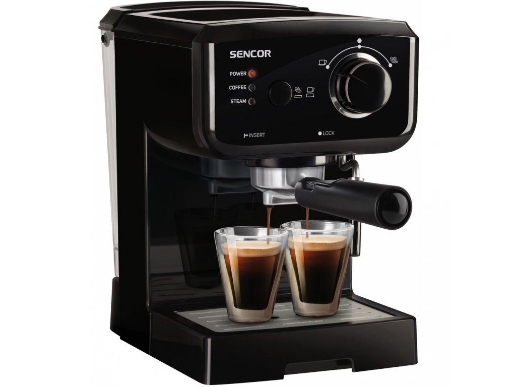 SES 1710BK Espresso SENCOR