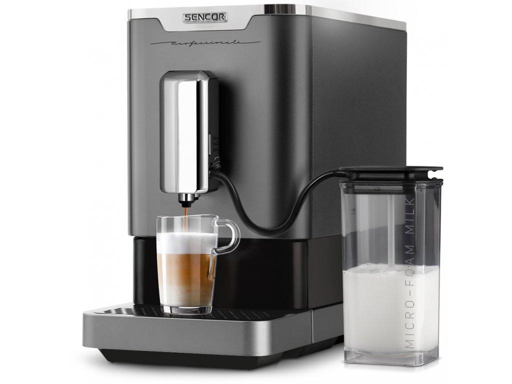SES 9200CH Automatické Espresso SENCOR