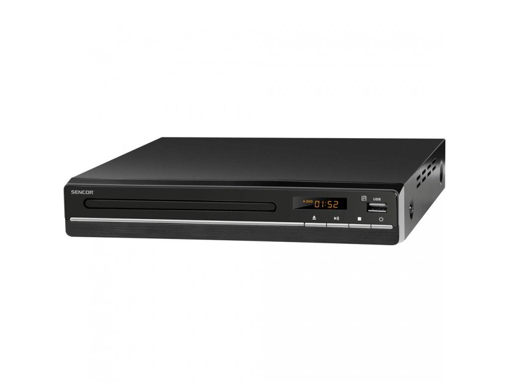 SDV 2512H HDMI DVD přehrávač SENCOR