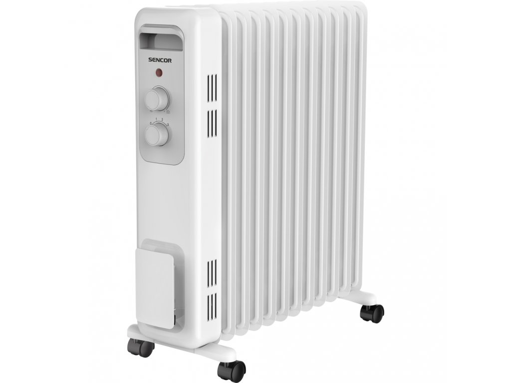 SOH 3211WH olejový radiátor SENCOR