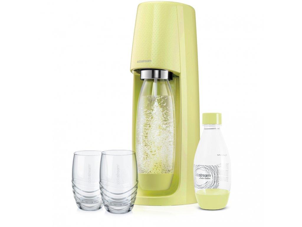 Spirit Limetkový výrobník perlivé vody SODASTREAM