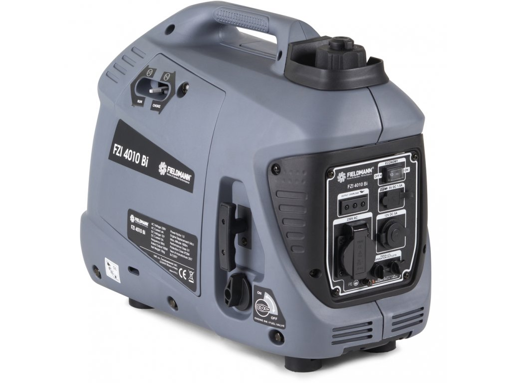 FZI 4010-Bi Benzínový generátor FIELDMANN
