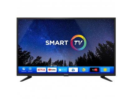 """40"""" SLE 40FS600TCS SMART TV SENCOR NOVINKA 2019"""