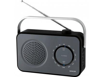 SRD 2100 B FM/AM RADIOPŘIJÍMAČ SENCOR